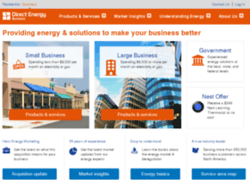 debusiness.directenergy.com
