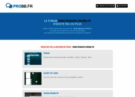debutograph.probb.fr