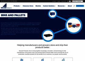 decadeproducts.com