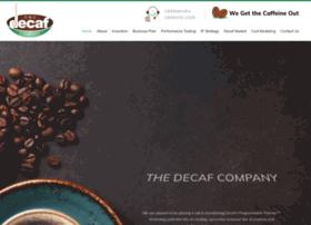 decafcompany.com