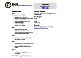 decaldev.com