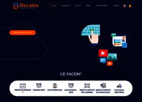 decalex.ro