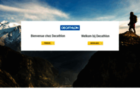 decathlon.be