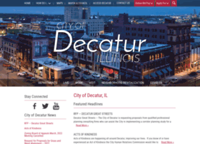 decaturil.gov