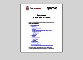 decawave.com