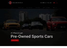 deccanwheels.com