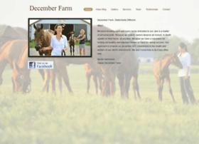 december-farm.com