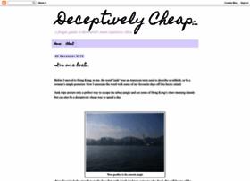 deceptivelycheap.blogspot.hk