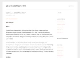 dechenwangchuk.wordpress.com