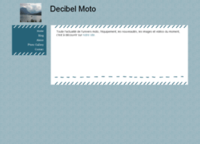 decibel-moto.webs.com