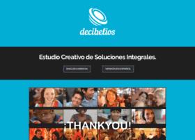 decibeliospro.com