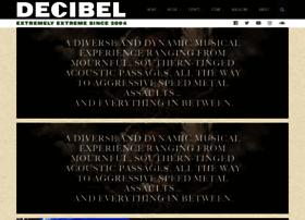 decibelmagazine.com