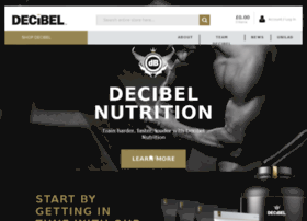 decibelnutrition.com