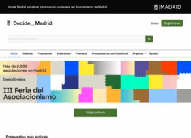 decide.madrid.es
