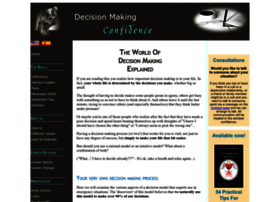 decision-making-confidence.com