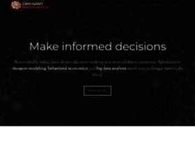decisionmechanics.com