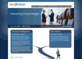 decisionrisks.com