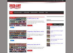 deck-list.com