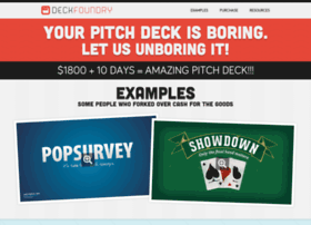 deckfoundry.com
