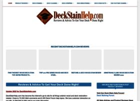 deckstainhelp.com