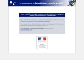 declarationof.travail.gouv.fr