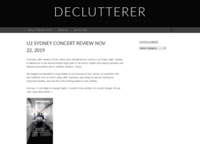 declutterer.wordpress.com