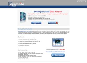 decompileflash.com