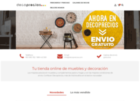decoprecios.com