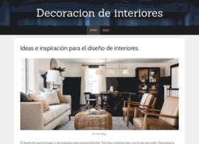 decoracion-interiores.es