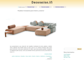 decoracion.in