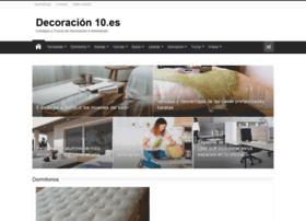 decoracion10.es