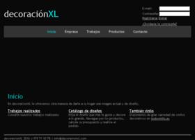 decoracionxl.com