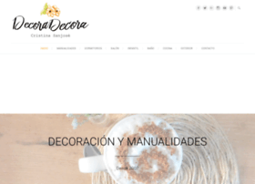 decoradecora.blogspot.com.es