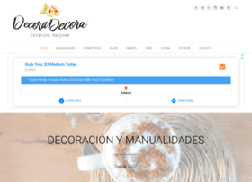 decoradecora.blogspot.mx