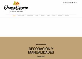 decoradecora.com