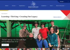 decorah.k12.ia.us