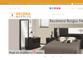 decoramuebles.com.mx