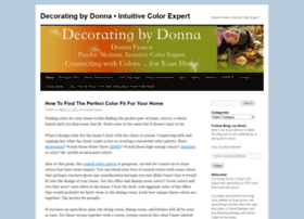 decoratingbydonna.com