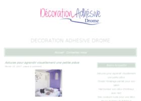 decoration-adhesive-drome.com