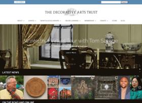 decorativeartstrust.org