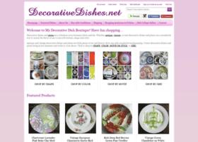 decorativedishes.net