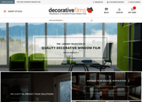 decorativefilm.com