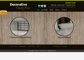 Decorativefloors.com.au