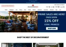 decoratorsbest.com