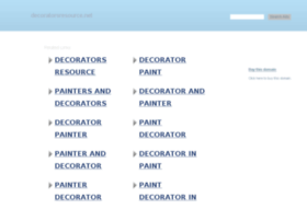 decoratorsresource.net