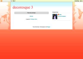 decoresque.blogspot.de