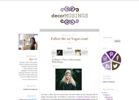 decormusings.com