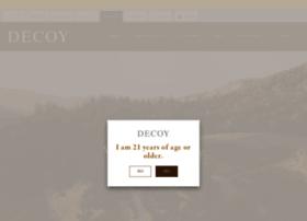 decoywines.com