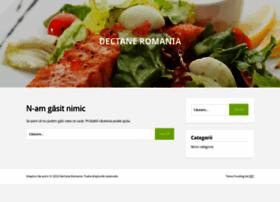 dectane-romania.ro