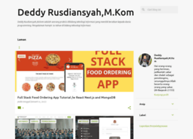 deddyrusdiansyah.blogspot.com